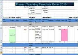 Tracking Project Costs Template Excel Project Management Plan Template Excel Project Management