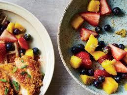 ginger lime fruit salad recipe cooking light