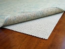 rug pads safe for hardwood floors meze