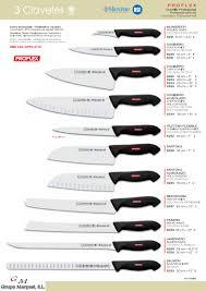 professional knives cook cuchillos de cocina 9 3 claveles