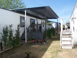 Mobile Home Carport Awnings Patio Cover For Mobile Home Windcrest Texas Carport Patio Covers