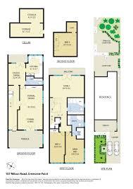 grandeur 8 floor plan 107 milson road cremorne point nsw 2090
