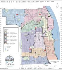 Chicago Ord Map by Maps City Of Evanston Maps City Of Evanston Evanston Il Condo