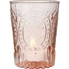 light pink votive candle holders 24 best candle holders vases pink and green images on pinterest