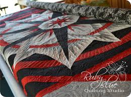 Nautical Quilts Ruby Blue Quilting Studio November 2013