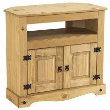 Corona Corner Desk Corona Mexican Solid Pine Corner Tv Unit Furniture123