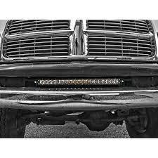 ram 1500 light bar bumper rigid 20 led light bar center bumper package 2004 2015 dodge ram
