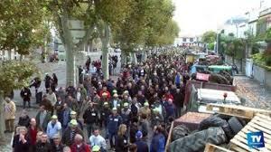 chambre d agriculture carcassonne manifestation des agriculteurs à carcassonne les raisons de la
