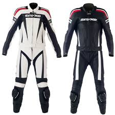 motorbike accessories spyke kaver div man 2pc leather motorbike suit usa