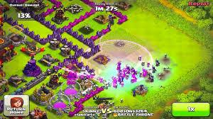 clash of clans clash of clans rap by jt machinima my castle stands video