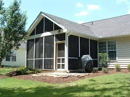 home transformation with screen porch ideas u2014 completing your home
