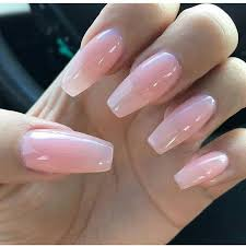 best 25 colored acrylic nails ideas on pinterest acrylics
