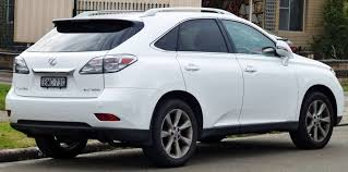 harrier lexus 2007 1999 toyota harrier 1 generation crossover photos specs and news