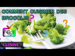 cuisiner brocoli cusine comment cuisiner une crème chiboust abctoutvu com