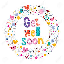 get well soon cards get well soon card royalty free cliparts vectors and stock