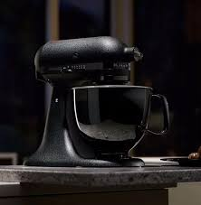 black tie stand mixer kitchenaid s artisan black tie stand mixer deserves a prime spot in