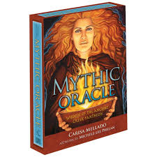 amazon com mythic oracle wisdom of the ancient greek pantheon