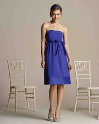 blue and green bridesmaid dresses martha stewart weddings