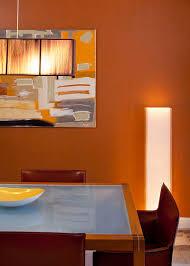 Warm Orange Color Cozy Up With Warm Clay Colors