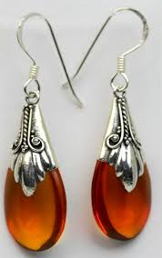 tear drop earrings silver teardrop earrings