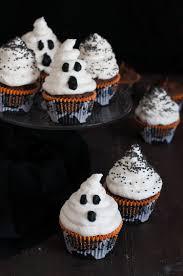 Cupcakes De Cola Cao Para Halloween