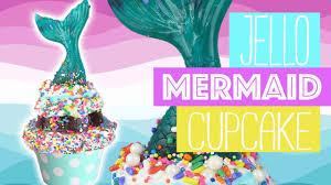 how to make jello mermaid tail cupcakes food hacks for kids