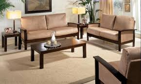 Simple Wooden Sofa Sets For Living Room Price Wooden Furniture For Living Room Indian Furniture Wooden Sofa Set