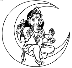 ganesha coloring pages coloring pages ganesh chaturthi top 20
