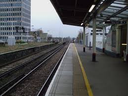 New Malden railway station