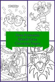 free printable mardi gras coloring pages1 png