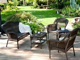 Costco Outdoor Furniture Replacement Cushions by Vinyl Wicker Patio Furniture U2013 Smashingplates Us