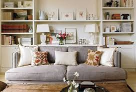 Bookshelves Decorating Ideas by Living Room Bookshelf Decorating Ideas Built In Bookshelves