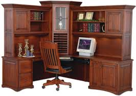 Executive Desk With Hutch Computer Desk With Hutch By Sauder Dans Design Magz Computer
