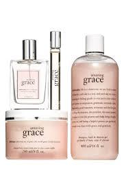 philosophy u0027amazing grace u0027 eau de parfum layering set limited