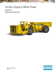 manual atlas copco mt 2010 mine truck