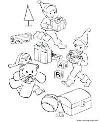 printable elf coloring pages free printable elf coloring pages elf coloring pages sh free