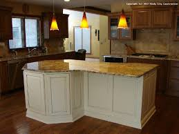 Remodeled Kitchens With Islands Pictures Of Kitchen Remodeling Before And After Photos Windy