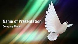 religious spiritual powerpoint templates and background