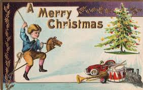 images of victorian christmas cards victorian christmas card boy with toys the graphics fairy
