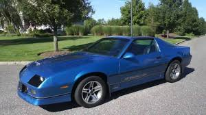 1989 z28 camaro for sale sold 1985 chevrolet iroc z z28 for sale low only 15 768