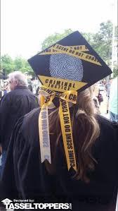 graduation cap toppers criminal justice grad cap tassel topper tassel toppers