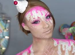 Cupcake Halloween Costumes 101 Mind Blowing Halloween Makeup Ideas