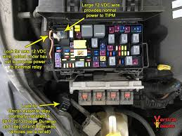 recall on 2011 jeep grand tipm relays external vertical visions