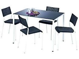 chaise et table de cuisine table et chaise pas cher table de cuisine pas cher frais images