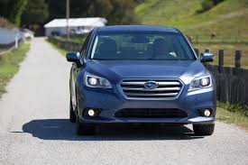subaru legacy headlights subaru slightly increases prices for updated 2016 legacy outback