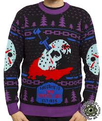 horror sweater m o b x mondo horror sweaters the awesomer