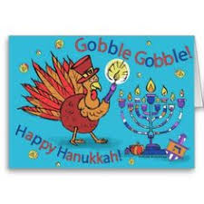 thanksgivukkah bingo an activity that can be played at the