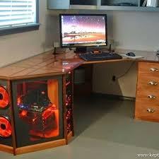 bureau pc gamer 20 image of bureau pc gamer meuble meuble gautier bureau