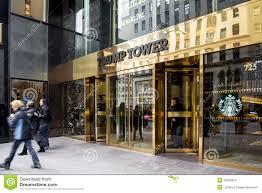 Trump Tower Ny Trump Tower Nyc Editorial Image Image 39306235