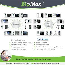 contact us biomax security
